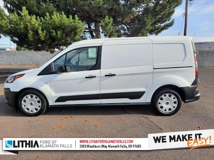 New 2020 Ford Transit Connect XL Cargo Van Van Cargo Van Klamath Falls, OR