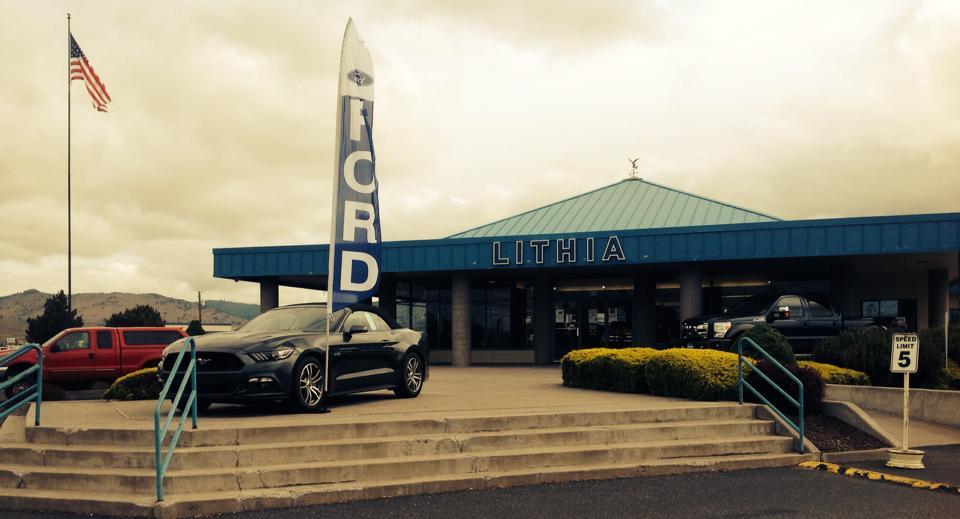 Ford Regional Incentives | Lithia Ford of Klamath Falls
