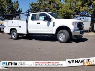 New 2021 Ford F-250 F-250 XL Truck Super Cab For sale in Klamath Falls, OR