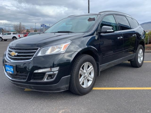 Used 2014 Chevrolet Traverse LT w/2LT SUV Klamath Falls, OR