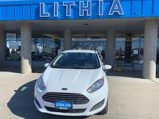 New 2018 Ford Fiesta SE Hatchback Klamath Falls, OR