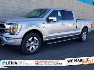 New 2021 Ford F-150 Platinum Truck SuperCrew Cab For sale in Klamath Falls, OR