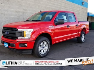 New 2020 Ford F-150 XL Truck SuperCrew Cab For sale in Klamath Falls, OR