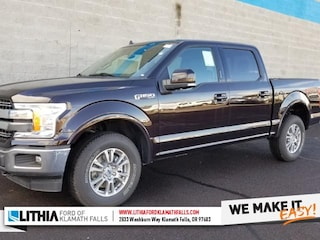 New 2020 Ford F-150 Lariat Truck SuperCrew Cab For sale in Klamath Falls, OR