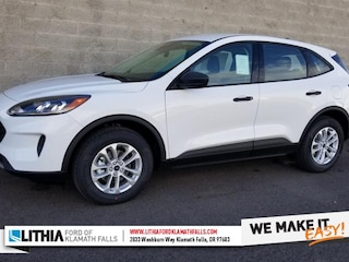 New 2021 Ford Escape S SUV For sale in Klamath Falls, OR