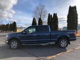 New 2018 Ford F-150 XLT Truck SuperCrew Cab Klamath Falls, OR