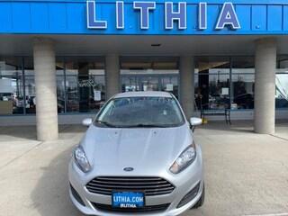 New 2019 Ford Fiesta S Sedan Klamath Falls, OR