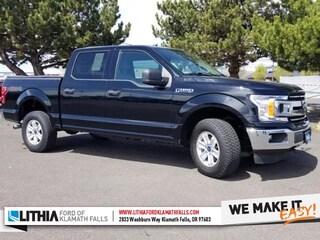 Used 2018 Ford F-150 XLT Truck SuperCrew Cab Klamath Falls, OR