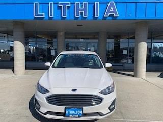 New 2019 Ford Fusion SE Sedan Klamath Falls, OR
