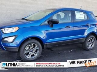 New 2021 Ford EcoSport S SUV Klamath Falls, OR