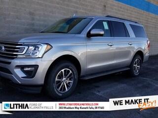 New 2021 Ford Expedition Max XLT MAX SUV Klamath Falls, OR