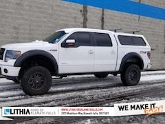 2014 Ford F-150 FX4 Truck SuperCrew Cab Klamath Falls, OR