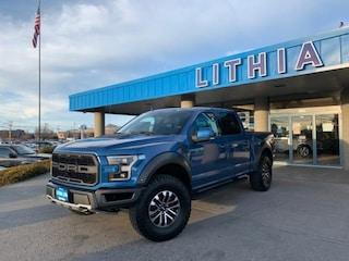 New 2019 Ford F-150 Raptor Truck SuperCrew Cab Klamath Falls, OR