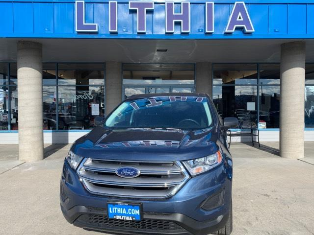 New 2018 Ford Edge SE SUV Klamath Falls, OR