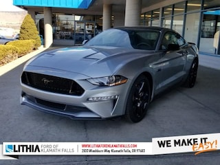 New 2021 Ford Mustang GT Premium Fastback Coupe Klamath Falls, OR