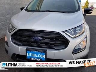 New 2020 Ford EcoSport SES SUV Klamath Falls, OR