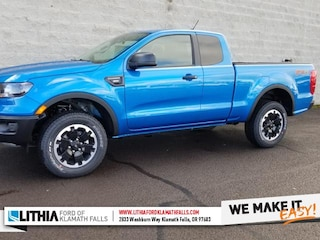 New 2021 Ford Ranger XL Truck SuperCab Klamath Falls, OR