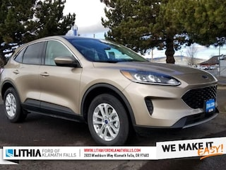 New 2020 Ford Escape SE SUV For sale in Klamath Falls, OR