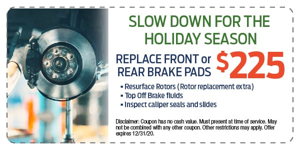 Slow Down For The Holiday Season