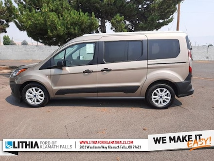 New 2020 Ford Transit Connect XL Passenger Wagon Wagon Passenger Wagon LWB Klamath Falls, OR