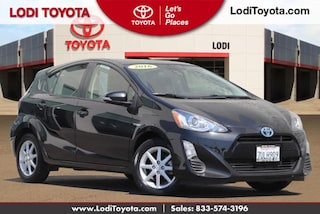 Certified Pre-Owned 2016 Toyota Prius c 5dr HB Three Hatchback Lodi, CA