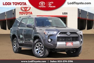 New 2019 Toyota 4Runner TRD Off Road SUV Lodi, CA