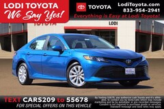 New 2020 Toyota Camry LE Sedan Lodi, CA