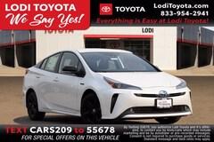 New 2021 Toyota Prius 20th Anniversary Edition Hatchback Lodi, CA