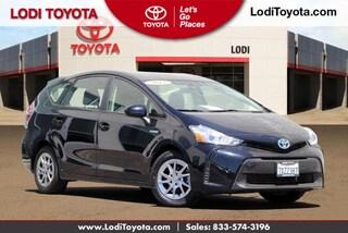 Used 2017 Toyota Prius v Two Wagon Lodi, CA