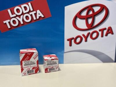 Toyota Oil Element Kit