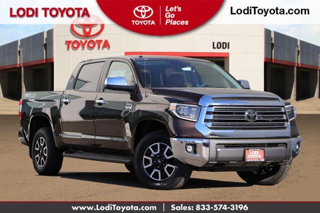 2019 Toyota Tundra 1794 5 7L V8 Truck CrewMax Smoked