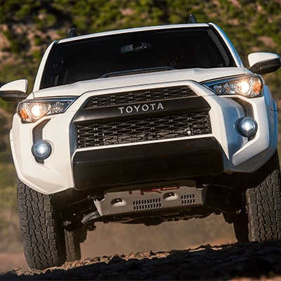 Toyota 4Runner Roof Rails