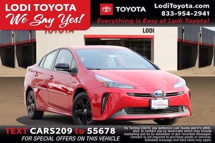 2021 Toyota Prius 20th Anniversary Edition Hatchback