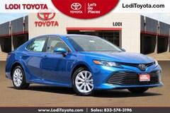 New 2019 Toyota Camry LE Sedan Lodi, CA