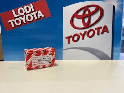 Toyota Ceramic Brake Pad Kit