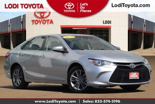 Used 2017 Toyota Camry LE Auto Sedan Lodi, CA