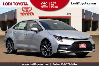 New 2020 Toyota Corolla SE Sedan Lodi, CA
