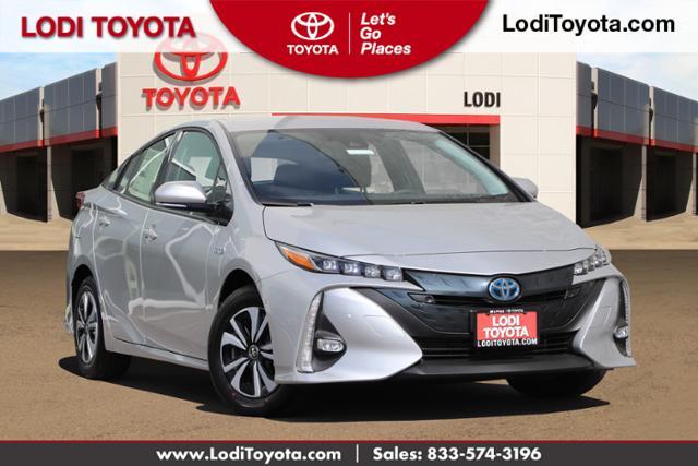 New 2019 Toyota Prius Prime Advanced Hatchback Lodi, CA