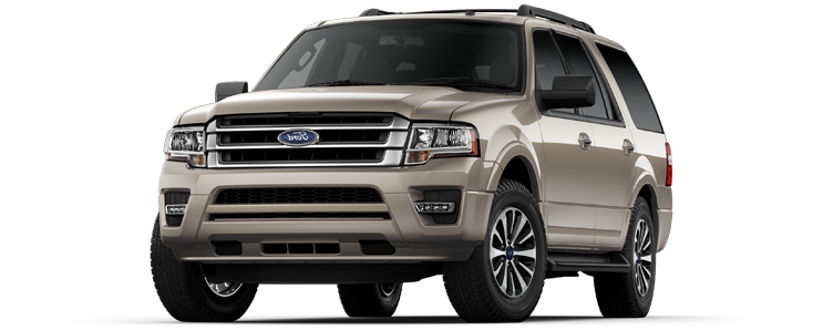New 2017 Ford Expedition XLT at Lithia Ford of Missoula