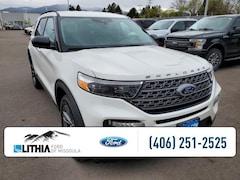 New 2021 Ford Explorer XLT 4WD SUV Missoula, MT