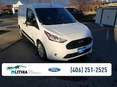 New 2019 Ford Transit Connect XLT LWB w/Rear Symmetrical Doors Van Cargo Van Missoula, MT