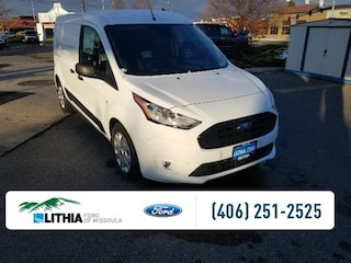 2019 Ford Transit Connect XLT LWB w/Rear Symmetrical Doors Van Cargo Van