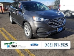 New 2019 Ford Edge SE AWD SUV For sale in Missoula