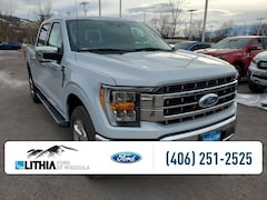 New 2021 Ford F-150 Lariat 4WD Supercrew 5.5 Box Truck SuperCrew Cab Missoula, MT