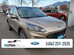 New 2020 Ford Escape SEL AWD SUV Missoula, MT