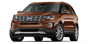 2017 Ford Explorer SUV for sale at Lithia Ford of Missoula