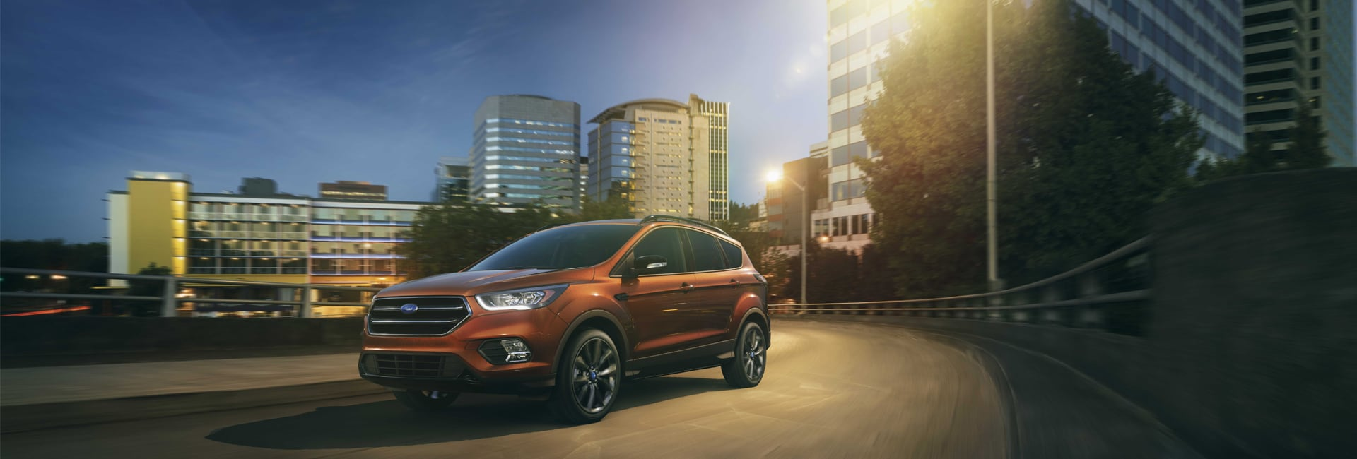 2017 Ford Escape Exterior Features