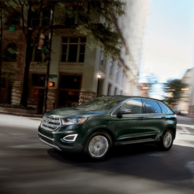 Ford Edge Design