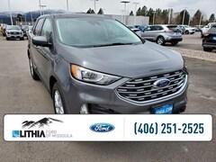 New 2021 Ford Edge SEL AWD SUV Missoula, MT