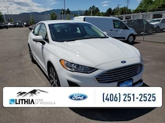 New 2020 Ford Fusion SE AWD Sedan Missoula, MT